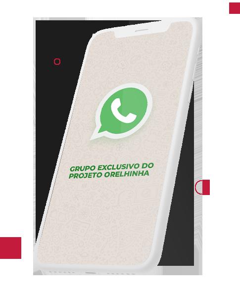 Palestra Orelhinha no Paraná